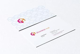 The Business Hub, Branding