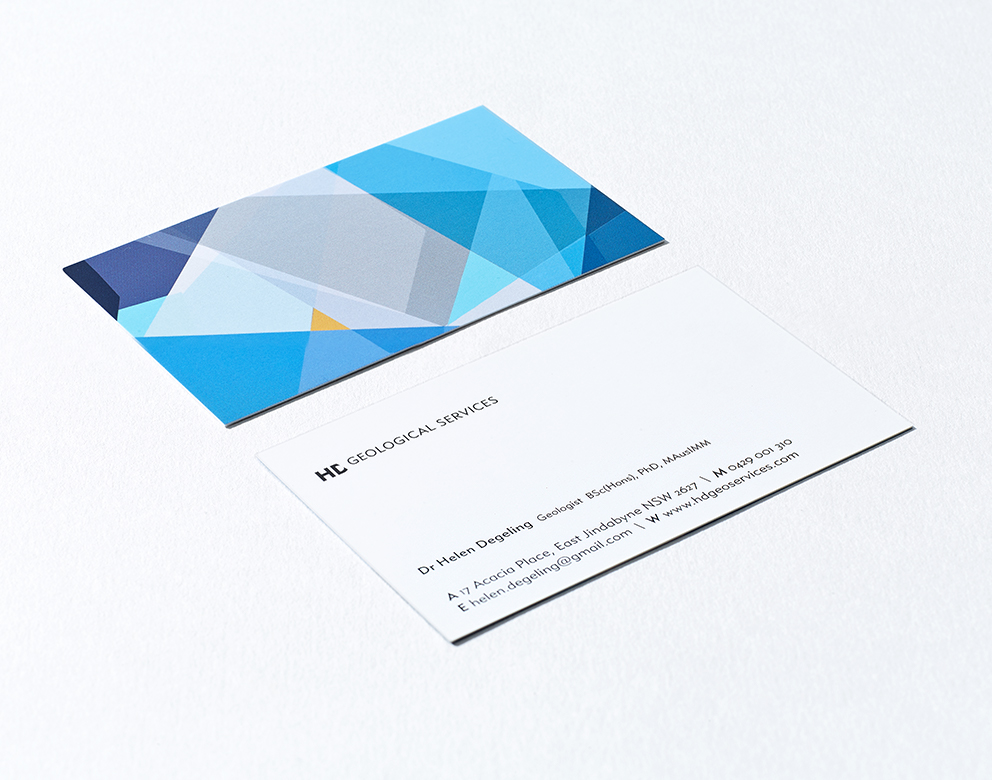 HD Geological, Branding