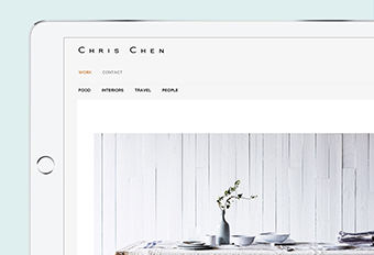 Chris Chen, Website