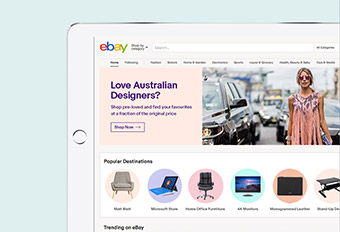 eBay, Digital Marketing Support