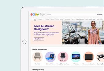 eBay, Digital Marketing Support
