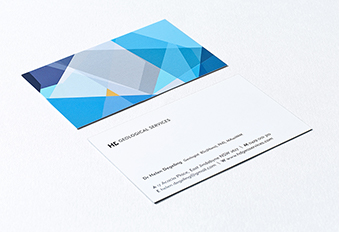 HD Geological, Branding