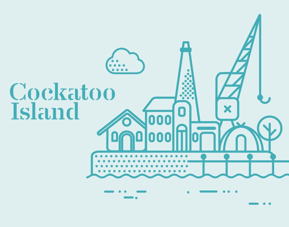 Harbour Trust Cockatoo Island Signage & Wayfinding